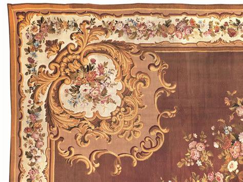 tappeto aubusson tappeto aubusson asta 90 anni di aste capolavori da