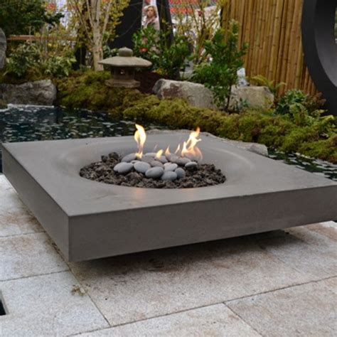 modern pits triyae backyard gas pit designs various