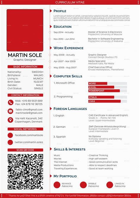Free 1 Page Resume Template by 1 Page Resume Template Images Gt Gt One Page Resume