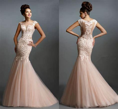 Mermaid Gown robe de soir 233 e lace cheap mermaid prom dresses