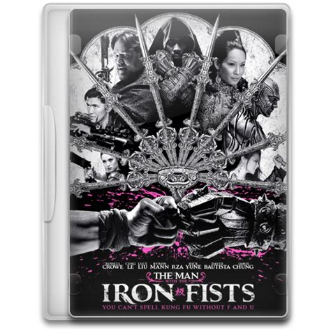 The With The Iron 1 the with the iron fists icon mega pack 3 iconset firstline1