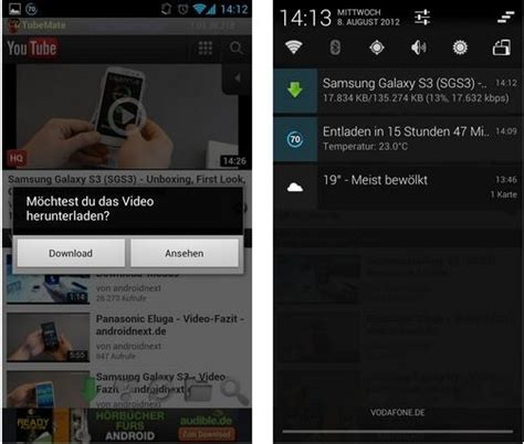 youtube mate downloader free tubemate youtube videos download via android app