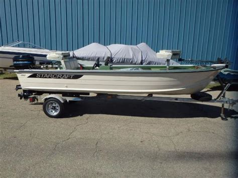 used starcraft fishing boats for sale used starcraft 16 fishing boat boats for sale in united