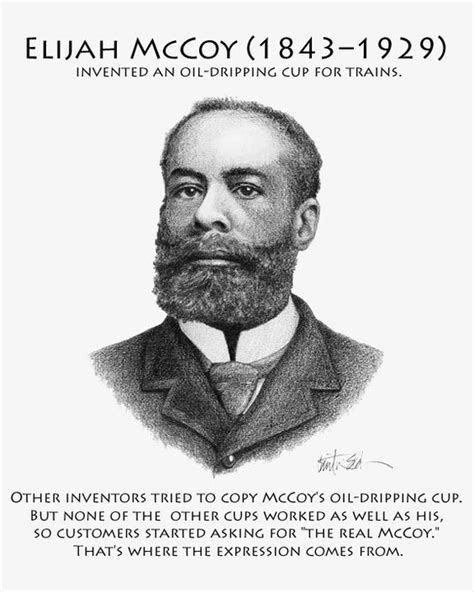 inventor of american inventors home school black