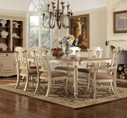 Off White Dining Room Furniture | off white dining room furniture dreamy white rooms