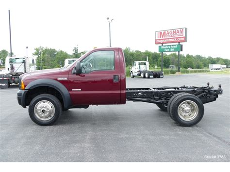 2006 Ford Truck by 2006 Ford F550 Cab Chassis Trucks For Sale 17 Used