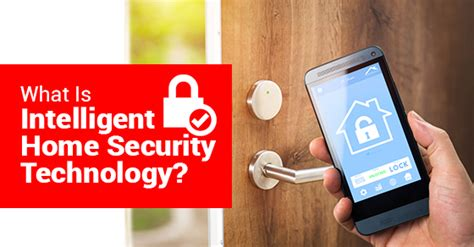 what is intelligent home security technology canadian
