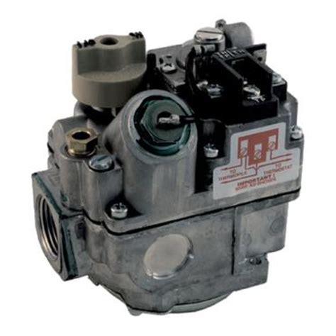 dean fryer pilot light millivolt gas combination safety valve w