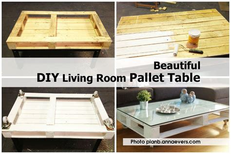 Diy Living Room Table Beautiful Diy Living Room Pallet Table