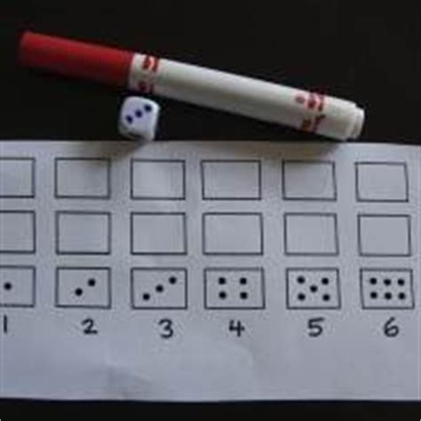 dice bingo printable 15 numeracy activities for preschoolers life at the zoo