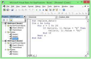 what is a vba project and what is the vba editor