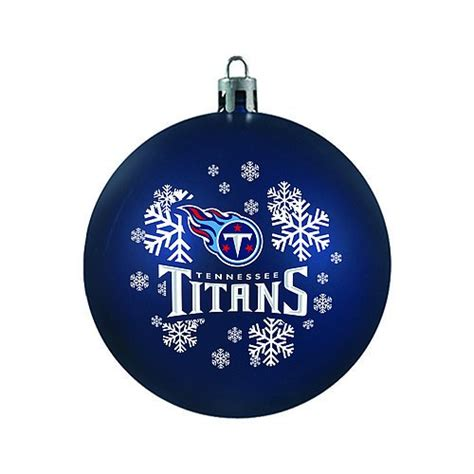 tennessee titans christmas tree ornaments christmas