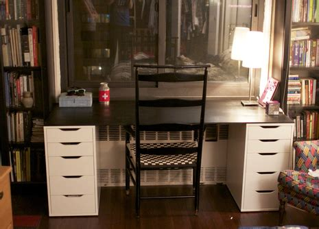 Ikea Drawers And Table Top Would Look Cute With A Top Diy Desk Drawers