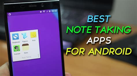 note taking apps for android top 5 best note taking apps for android