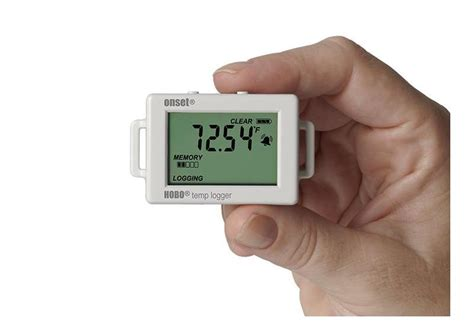 Hobo Ux100 Temp hobo ux100 temperature data logger