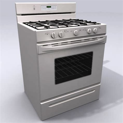 kitchen stove 3d model kitchen stove oven