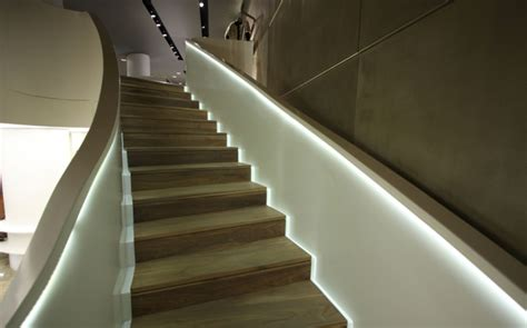 beleuchtung stiege beleuchtung treppenhaus l 228 sst die treppe unglaublich sch 246 n