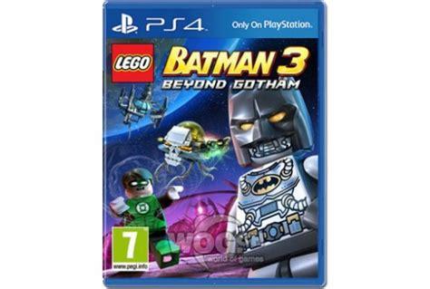 Ps4 Lego Batman 3 Beyond Gotham Reg 2 lego batman 3 ps4 playstation