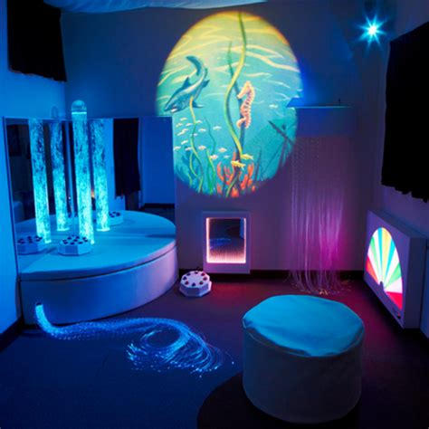 sensory room for superactive sensory room