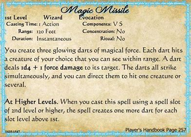 D D 5e Mse Card Template by Homebrew Spell Cards For D D 5e Using Magic Set Editor Mse