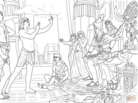 coloring pages for joseph and his brothers joseph forgives his brothers coloring pages coloring home