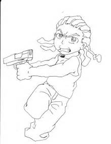 riley and huey fight coloring pages coloring pages