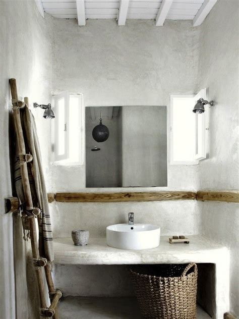 ace hotel bathroom san giorgio mykonos hotel bathroom in greece remodelista
