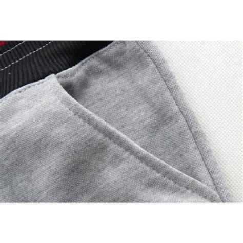 Celana Pendek Pria Grey celana pendek kasual pria size l light gray