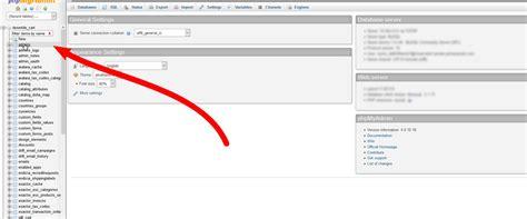 resetting primary key mysql phpmyadmin delete row phpsourcecode net