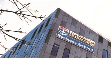Essex Business School Mba by Newcastle In Uk Is Offering International
