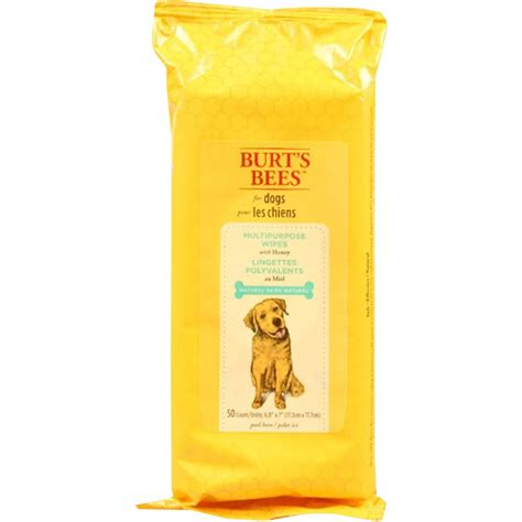 burt s bees for dogs burt s bees multipurpose wipes for dogs 50 count healthypets