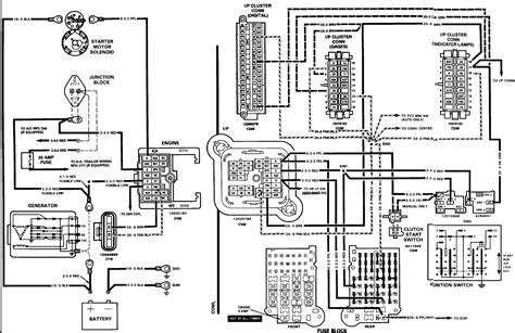 chevy s10 starter wiring diagram efcaviation
