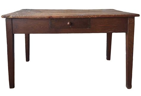 20th Century Small Antique Farmhouse Desk Omero Home Vintage Desk