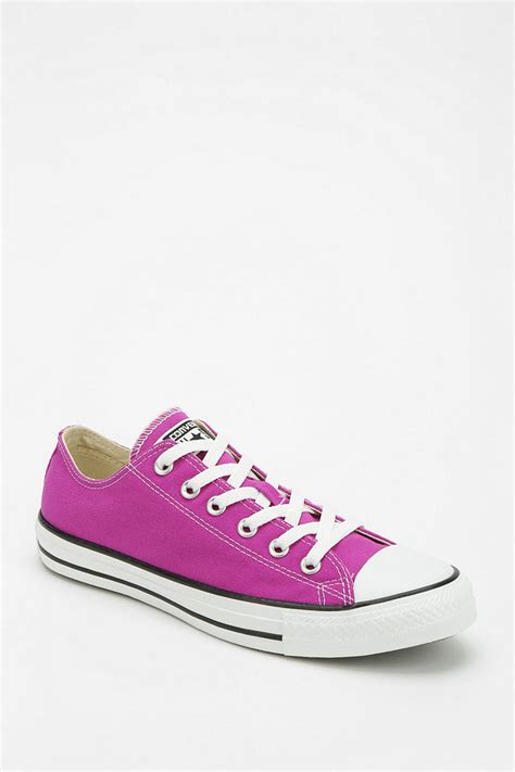 womens neon sneakers outfitters converse neon womens lowtop sneaker in