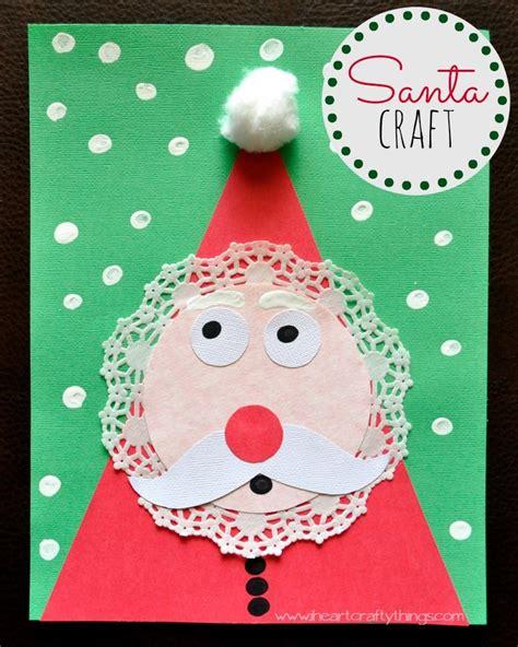 kids santa craft santa crafts craft patterns and santa