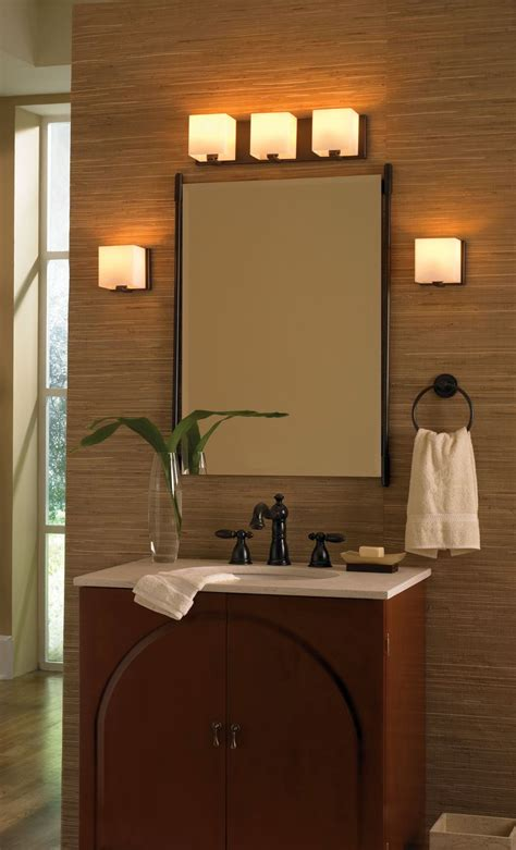 vintage bathroom lighting ideas retro bathroom vanity lighting ideas