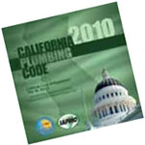 Ca Plumbing Code by Plumbing Code Books And Mechanical Code Books Reeves Business Forms
