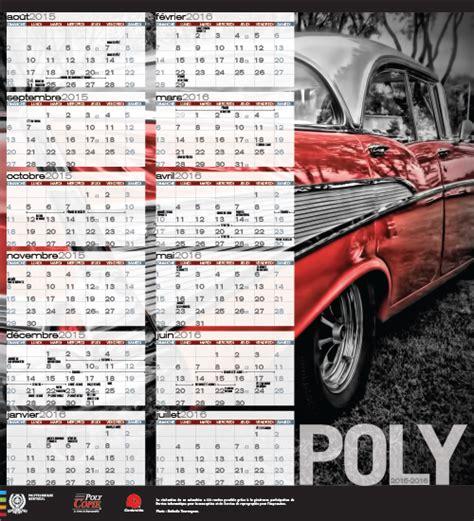 Calendrier Polymtl Document Sans Titre