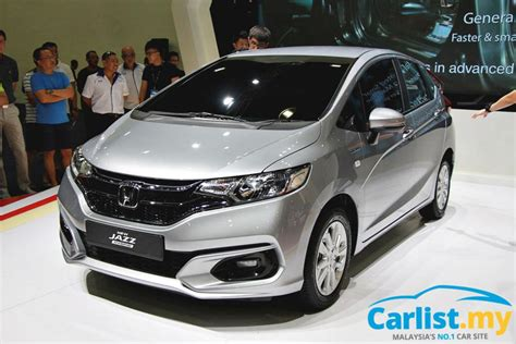 Honda Jazz 2020 Malaysia by New 2017 Honda Jazz Facelift Makes Global Debut In