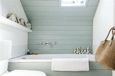 1960's House   Beach Style   Bathroom   south east   by Gabriel Holland Interior Design
