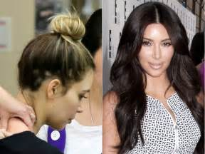 does megjan wear hair extensions celebrities without weaves hair tohair