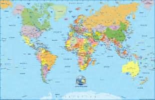 Free World Map by World Map Free Large Images