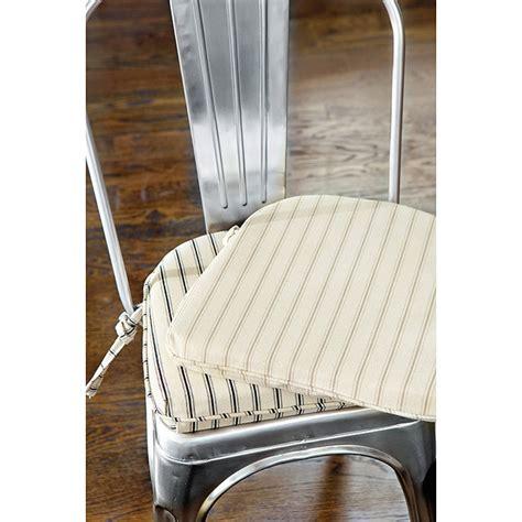 Metal Chair Cushions marian metal chair cushion ballard designs
