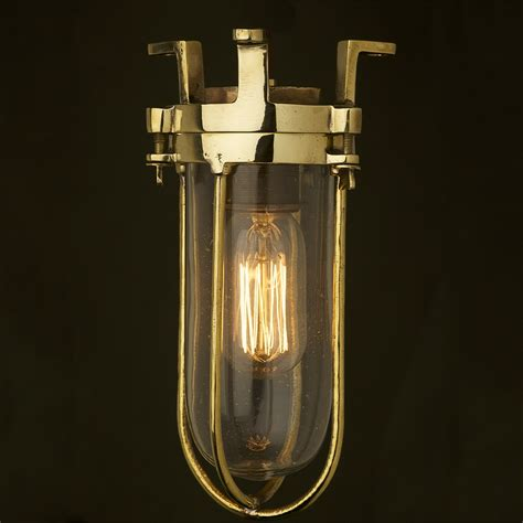 shop ceiling lights fixed ships caged glass ceiling light