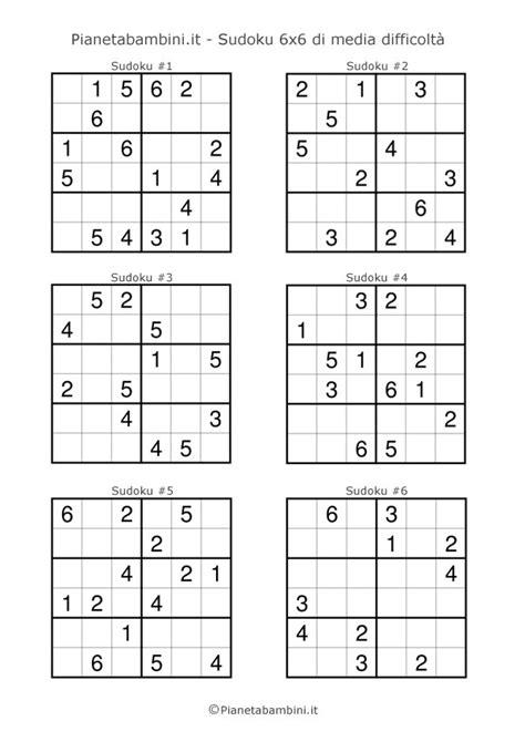 printable sudoku 6 x 6 sudoku a imprimer sudoku for kids printable 6x6 pesquisa