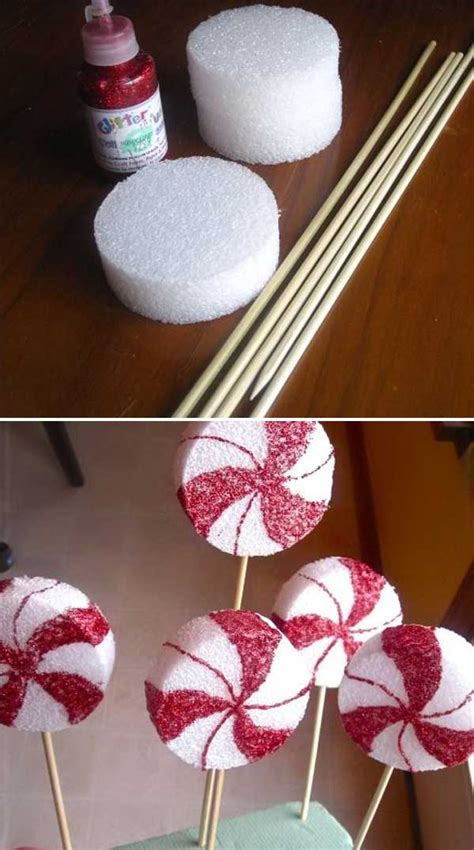christmas decorations diy 35 creative diy christmas decorations you can make in