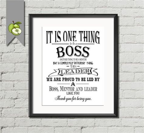 printable goodbye quotes boss appreciation day boss gift boss week thank you