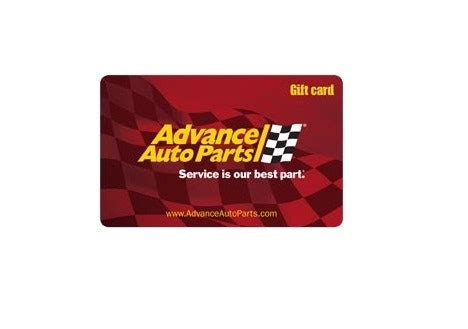 Advance Auto Parts Gift Card Balance - dealdash 10 advance auto parts gift card