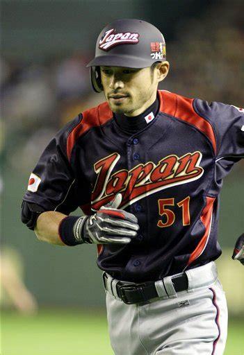 Ichiro Suzuki Team Bleeding Yankee Blue I M Ready For The World Baseball