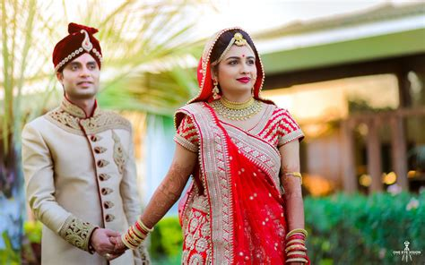 Wedding Portrait Photographers by Wedding Portraits Of Disha Ashwini Gulmohar Greens